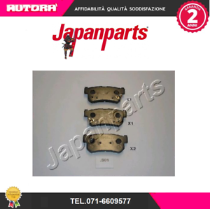 PPS01AF-Kit-pastiglie-freno-a-disco-post-Ssangyong-MARCA-JAPANPARTS