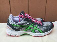 EUC Women's Asics Gel-Fuji Racer T268N 9670 Trail Running Shoes US Sz 9 EU 40.5