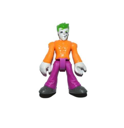 DC Fisher Price Imaginext Batman Joker Loose Action Figure C