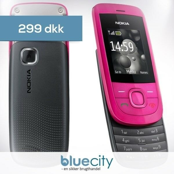 Nokia Nokia 2220 Slide Hot Pink, Nokia 2220 Slide Hot Pink