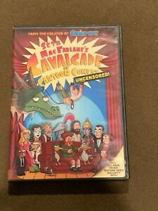 Seth-MacFarlane-039-s-Cavalcade-of-Cartoon-Comedy-Uncensored-Movie-DVD