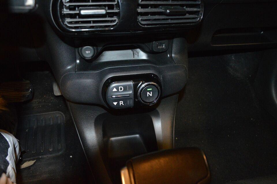 Citroën, C4 Cactus, 1,6 BlueHDi 100 Feel ETG6 Van