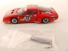 Meri Kit Italie n°14 Ferrari 512 BB Le Mans 1982 Morton Cudini Kit monté 1/43