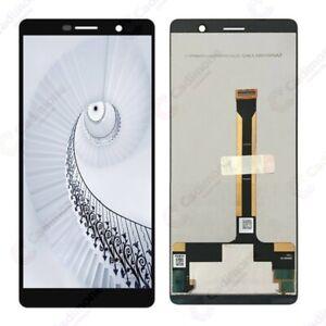 Pour-NOKIA-7-plus-Nokia-7-TA-1046-LCD-Affichage-Ecran-Tactile-Assemblee-Noir-H2
