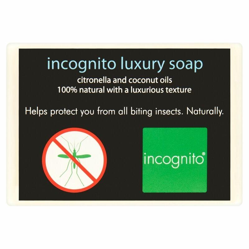 Incognito Savon - - - 100% Savon Naturel avec Citronnelle 1fd8e6