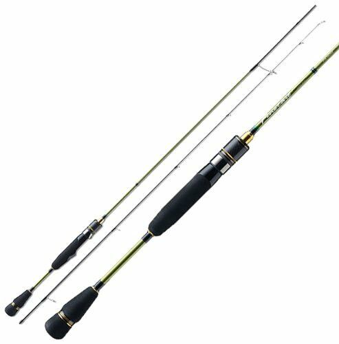 New Major Craft Finetail Area FTA-632SUL Spinning Rod
