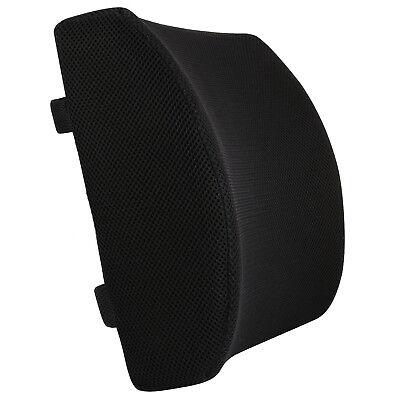 Lumbar Support Pillow Office Chair Car Back Pain Rest Cushion