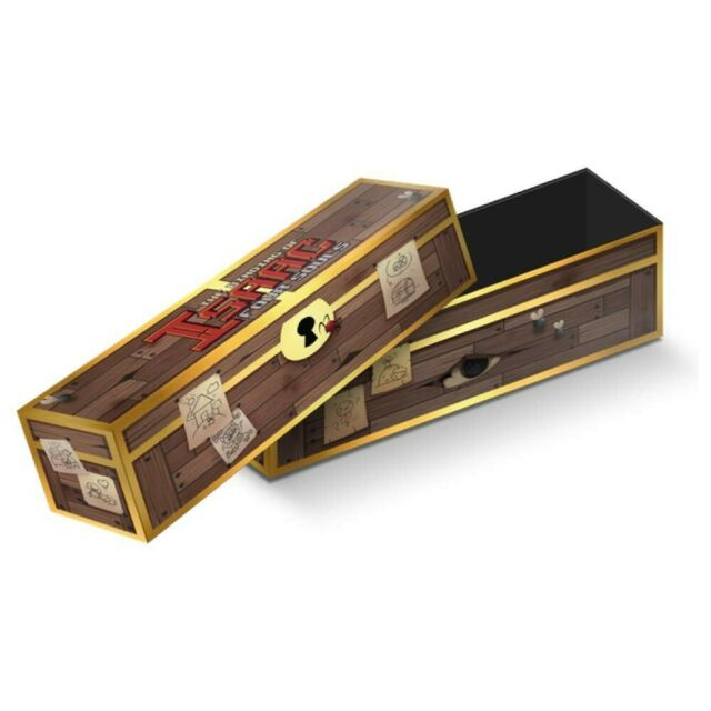 NEW The Binding Of Isaac Four Souls GOLD BOX Edition