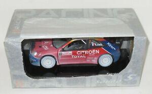 1/18 Citroen Xsara Wrc Rallye Monte Carlo 2004 S.loeb Avec Effet Neige 3467302032394