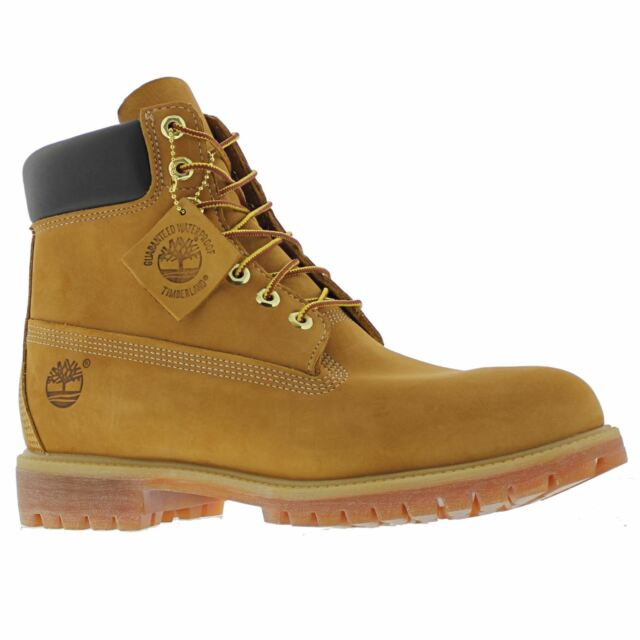 e2751b8a5a01 Timberland 10061 AF Premium 6 Inch Wheat Leather Mens BOOTS UK 11 ...