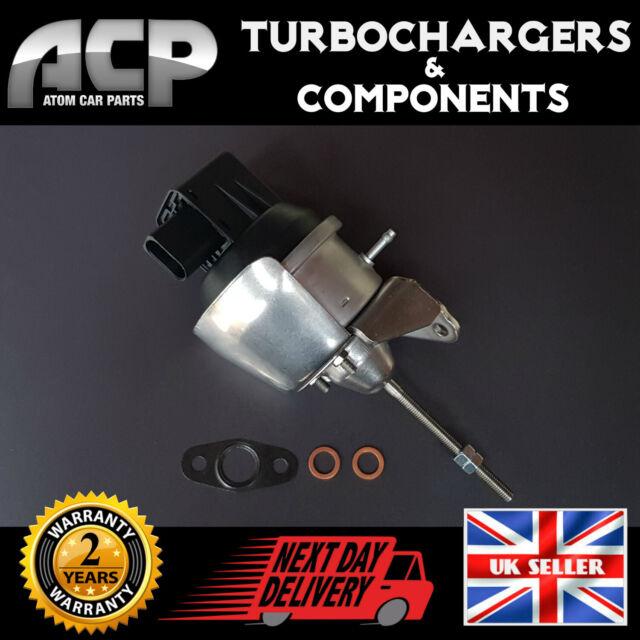Turbocharger Attuatore 2.0 TDI, 170HP, Audi, Skoda, Volkswagen, Turbo 53039700207