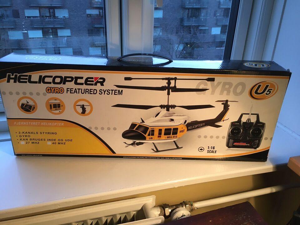 Helikopter, Fint legetøj, Forskellige