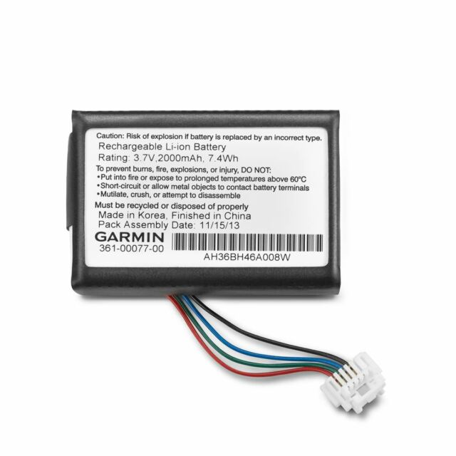 GARMIN 010-12110-03 REPLACEMENT LITHIUM ION BATTERY FOR ZUMO 590 / 595