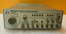 Leader Lfg 1310 10 Mhz Pulse Waveform Sweep Function Generator Tested