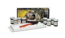 Woodland Scenics Earth Color Paint Kit C1215