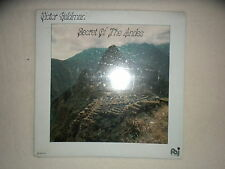 "LP VICTOR FELDMAN ""Secret of the andes"" PALO ALTO PA 8053-N USA Neuf emballé µ"