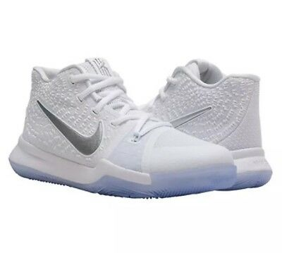 Nike Kyrie Irving 3 PS Kids Sizes White