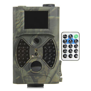 SunTek HC-300A HD 12MP Wildlife Digital Wildlife Trail Hunting Camera
