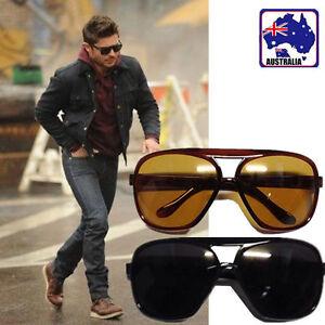 Men-Women-Cool-Black-Sunglasses-Classic-Fashion-Glasses-UV-Proof-JGLAS04