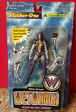 McFarlane WetWorks Mother-One Ultra-Action Figure Interchangable Arms Slim Face