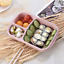 UK-Microwave-Bento-Utensils-Lunch-Box-Picnic-SuShi-Food-Container-Storage-Box thumbnail 8