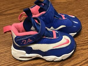 official photos 868f1 58746 Image is loading Nike-552985-100-Girls-Air-Griffey-Max-1-