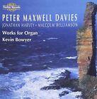 Peter Maxwell Davies: Works for Organ (CD, Apr-1997, Nimbus)