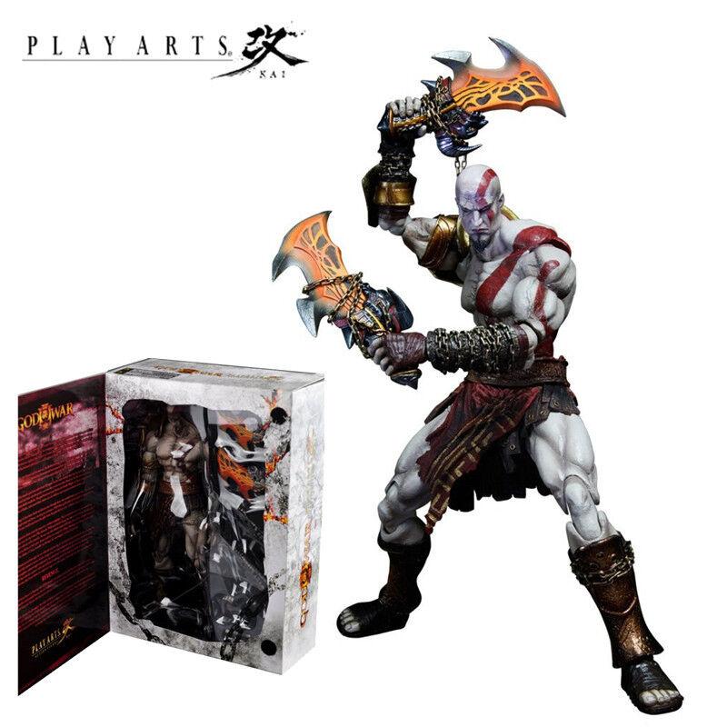 Spielen kunst kai gott des krieges 3 kratos geist von sparta statue actionfiguren kinder - spielzeug