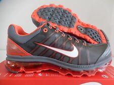 sports shoes 51249 2404e item 1 NIKE AIR MAX 2009 DARK GREY-WHITE-VIVID ORANGE SZ 9.5  486978-018  -NIKE  AIR MAX 2009 DARK GREY-WHITE-VIVID ORANGE SZ 9.5  486978-018