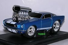 Muscle Machines 1966 Ford Mustang 66 Pony Car Released in 2000