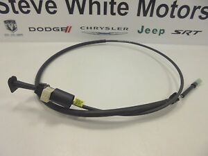 97 03 dodge ram trucks new throttle valve cable mopar factory oem ebay. Black Bedroom Furniture Sets. Home Design Ideas