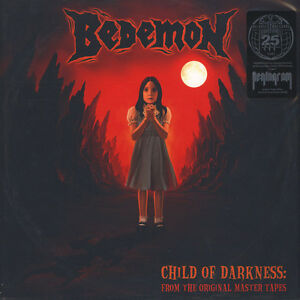 Bedemon-Child-Of-Darkness-Original-Master-Tapes-PENTAGRAM-LP-Vinyl-DOOM-Album