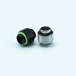 G1//4 Coupling Fitting for 14mm Rigid Tubing Water Cooling High Quality Newly