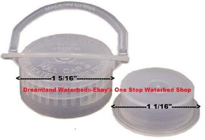 Blue Magic Waterbed Or Air Mattress Replacement Cap Free