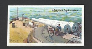 EDWARDS-RINGER-amp-BIGG-LIFE-ON-BOARD-A-MAN-OF-WAR-48-THE-AFTER-BARBETTE