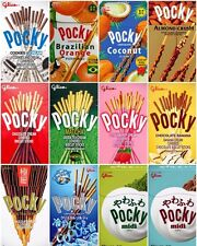 Glico Pocky Biscuit Chocolate Sticks Japanese Snack (22 CHOICES) - USA SELLER