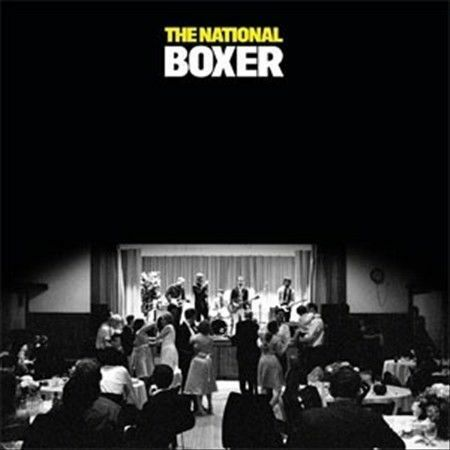 1 of 1 - Boxer by The National (CD, May-2007, Beggars Banquet)
