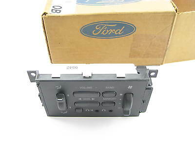 NEW OEM Ford Rear Seat Headphone /& A//C Control F75Z-18C858-BB Expedition 1997-98