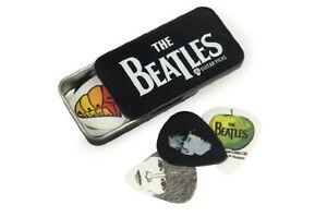 Planet-Waves-Beatles-Signature-Guitar-Pick-Tins-Logo-15-picks
