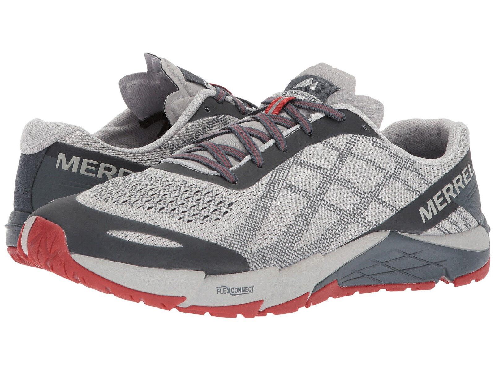 Merrell Uomo Bare Access Flex E-Mesh Low Trainers Shoes Trail Fashion Kicks
