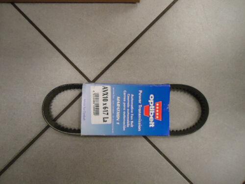 Bosch Keilriemen 10X617LA  AVX10x617LA