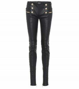 Women-039-s-Leather-Pant-Genuine-Lambskin-Slim-fit-Skinny-Stylish-Leather-Pant-WP28