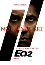 The Equalizer 2 DVD Denzel Washington Pedro Pascal Bill Pullman
