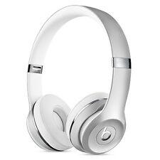NEW BEATS BY DR DRE SOLO3 WIRELESS SOLO 3 ON-EAR BLUETOOTH HEADPHONES - SILVER