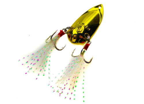 GT-BIO Spoon Jig Gaming Top Perch and Trout Jigger Indicator