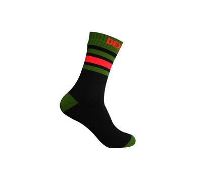 Dexshell Ultra Dri Sports-calzini Impermeabili-nero/arancione- Reputazione In Primo Luogo
