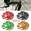 50PCS//Pack Bike Bicycle Brake Shifter Derailleur Inner Cable Wire End Cap Crimps