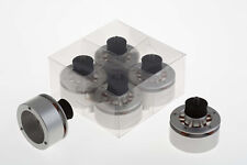 ISONOE ISOLATION FEET FOR TECHNICS SL1200 SERIES TURNTABLES | FITS REGA | SILVER
