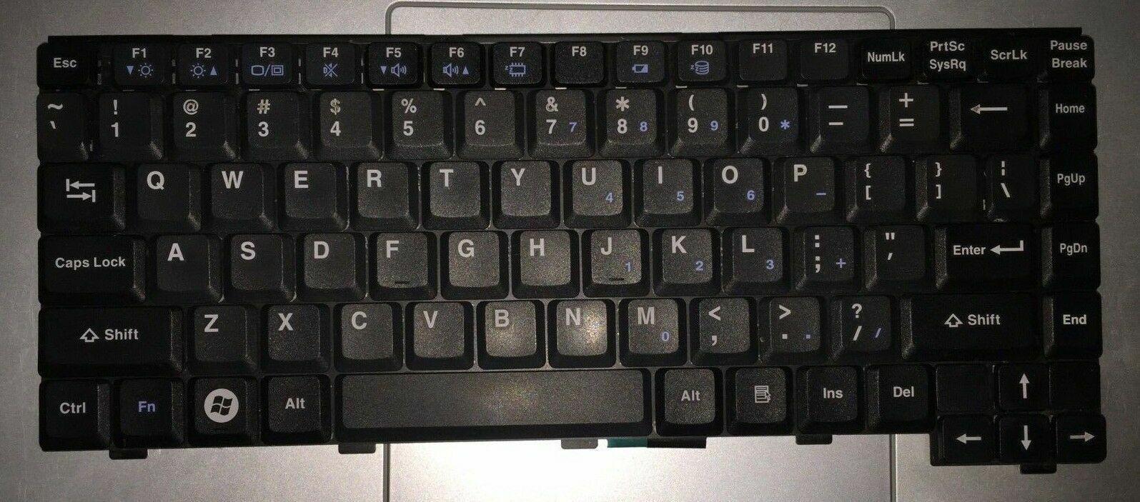 Genuine OEM Panasonic Toughbook CF-30 Keyboard mk1 mk2 mk3 QWERTY CF30