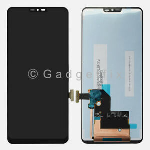 G710 G710EM G710PM G710VMP Color : Black Black LCD Screen Mobile Phone and Digitizer Full Assembly for LG G7 ThinQ